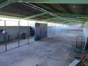 the AID extra kennels
